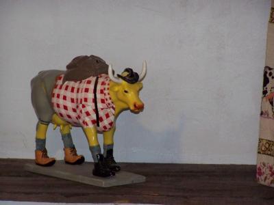 la vache randonneuse
