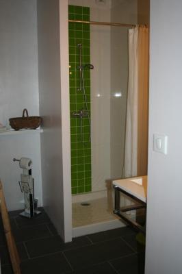 Chambre ZEN la douche