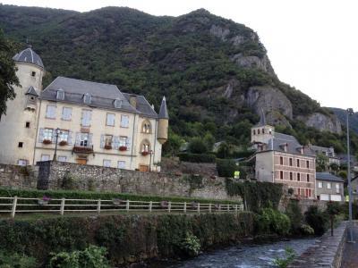 le chateau de Cierp