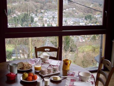 Un bon petit déjeuner vous attend
